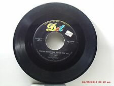 EDDIE CURTIS -(45)- YOU'RE MUCH TO PRETTY FOR ME / DON'T CRY - DOT 15505 -- 1956