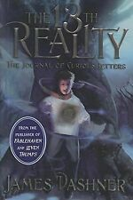 The Journal of Curious Letters (Book One of The 13th Reality Series)-ExLibrary