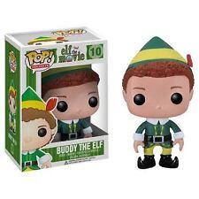 Funko POP! Elf - Buddy the Elf #10 Vinyl Figure 3035 RARE IN STOCK