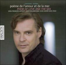 Poem of Love and the Sea (Lapointe) CD NEW