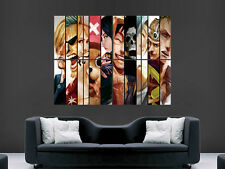 ONE PIECE MANGA  ART WALL LARGE IMAGE GIANT POSTER """"""