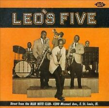 Direct from the Blue Note Club by Leo's Five (CD, Dec-2008, Ace (Label))