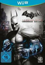 Nintendo Wii U Batman Arkham City Armoured Edition NEU
