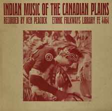 Indian Music Of The Canadian Plains (2009, CD NEUF) CD-R