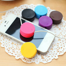 New Earphone Headphone Mobile MP3 IPhone 6 Cable Cord Clean Winder Screen Clean