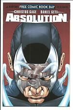 ABSOLUTION FCBD 2013 (AVATAR, CHRISTOS CAGE, DANIEL GETE, MAR 2013), NM