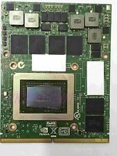 Toshiba Qosmio X870 X875 NVIDIA GTX 675M 2GB Laptop Video Card V000280680
