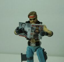 1/18 Scale Custom Russian Playboy GI Joe Daina - includes several interior pages
