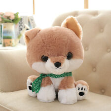Shiba Inu Dog Japanese Doll toy Cute Doge Dog Plush 35 cm Cosplay Gift New