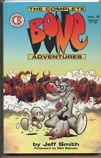 Complete Bone Adventures vol 2 first print near mint comic book