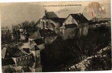 CPA  Vue á vol d'oiseau du Fort de Pierre-Chatel    (241563)