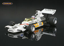 McLaren M19C Cosworth V8 F1 Yardley 2° GP Kanada 1972 Peter Revson, Spark 1:43