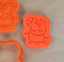 Peppa Pig's Brother George Cookie Cutter and Stamp Set