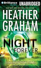 The Night is Forever by Heather Graham & Luke Daniels Unabridged MP3 Audio Book