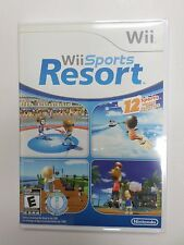 Wii Sports Resort - NEW FACTORY SEALED U - Official North American Version