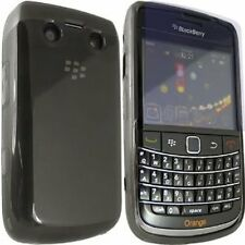 NEW Black Gel Case Skin Cover Protector for BlackBerry 9700 Bold Mobile Phone UK