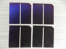 Mono Solar Cells,19%, 1.15 watt,.51 volt, 10 3x3 cells Great cut cells.