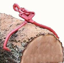 Forester Heay Duty Swivel Skidding Tongs Logs Wood