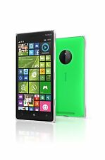 Nokia Lumia 830 RM-983 GSM Unlocked 16GB Smartphone-Green Fair