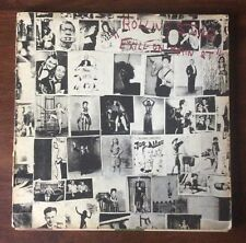 Rolling Stones Exile On Main St First  Pressing & Demonstration Copy Very Rare