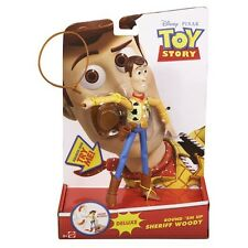 Toy Story - Round 'Em Up Woody - Deluxe Figure - *BRAND NEW*
