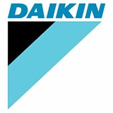 Daikin Wall mounted air conditioner, installation C/W