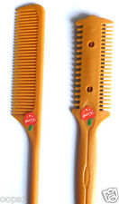 2pc SET Pet Hair Trimmer Comb Cut Dog Cat Blade Grooming Razor DIY Groom at home