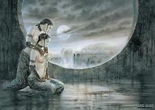 "LUIS ROYO POSTER ""MOONLIGHT"""