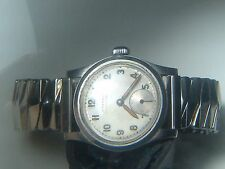 ETERNA CHALLENGER Swiss Made Hand Winding Stainless Steel Wrist Watch(It Works)