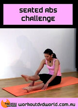 Toning EXERCISE DVD - BARLATES BODY BLITZ Seated abs Challenge!