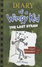 The Last Straw (Diary of a Wimpy Kid, Book 3)-ExLibrary