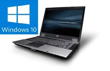WIN10 - HP Compaq 6730B 15,4 Zoll NOTEBOOK LAPTOP WINDOWS-10 WEBCAM DVD-BRENNER