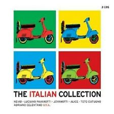 The Italian Collection 3 CD BOX JOVANOTTI merce nuova e molto altro