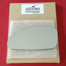 NEW Mirror Glass + ADHESIVE 00-05 BUICK LESABRE Driver Left Side LH **FAST SHIP*