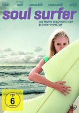 SOUL SURFER (AnnaSophia Robb)  DVD - PAL Region 2 - New