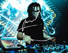 Dj Skrillex Autographed 8x10 Photo (Reproduction) 3