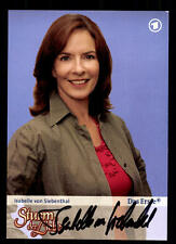 Isabelle von Siebenthal Sturm der Liebe Autogrammkarte Original # BC 57277