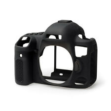 easyCover Silicone Skin Camera Armor Case to fit Canon 5D MkIV - Black 5D4 Mk4