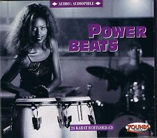 Power Beats Various  24 Karat Zounds Gold CD Audio's Audiophile Vol. 11