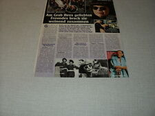 I205 MIREILLE MATHIEU HENRI SALVADOR  '2008 GERMAN CLIPPING