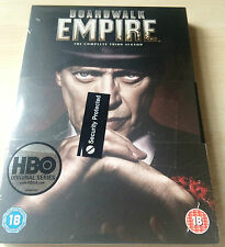 Brand New Sealed Boardwalk Empire Season 3  DVD R2 Boxset