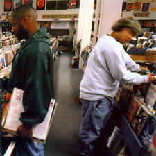 DJ SHADOW - ENDTRODUCING: CD ALBUM (2002)