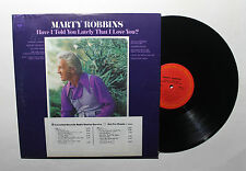 MARTY ROBBINS Have I Told You Lately That I Love You Columbia C-32586 US 1974 4D