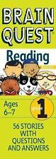 Brain Quest Grade 1 Reading by Bonnie Dill (2007, Book, Other, Revised)