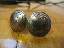 ORIGINAL 1919-20 ITALIAN 20 CENT HANDMADE COIN CUFFLINKS,COIN JEWELRY!!