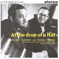 Flanders & Swann: At the Drop of a Hat by Flanders & Swann (CD, Sep-1992, Emi)