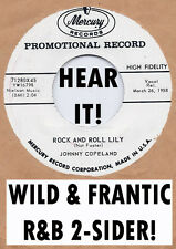 R&B REPRO:  JOHNNY COPELAND-Rock & Roll Lilly/GEORGE YOUNG-Can't Stop Me MERCURY