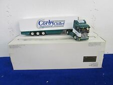 Eligor Corby Chilled Scania Truck by Search Impex 1/43 Scale