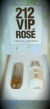 Carolina Herrera 212 VIP Rose  Set 80 ml EdP + 200 ml Body Lotion