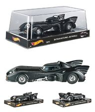 HOT WHEELS - MATTEL - 1:24 SCALE - BATMAN - BATMAN RETURNS MOVIE BATMOBILE